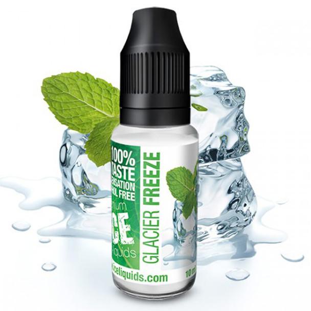 Glacier Freeze - IceLiqs Premium E-liquid - 10ml