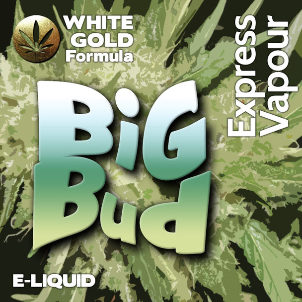 Big Bud - White Gold Formula e-liquid 60% VG - 10ml