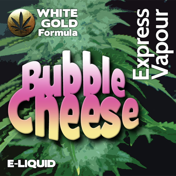 Bubble Cheese - White Gold Formula e-liquid 60% VG - 10ml