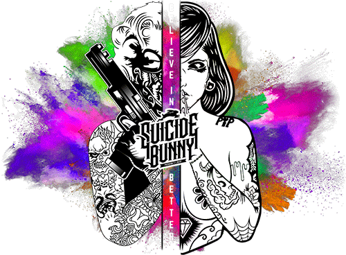 Suicide Bunny e-liquids