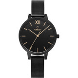 Obaku Liv Charcoal Watch