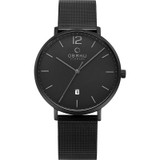 Obaku Toft Charcoal Watch