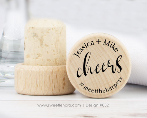 Cheers 2.0 Wine Stopper Favors 032