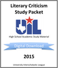 Literary Criticism 2015