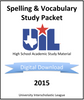 Spelling & Vocabulary 2015