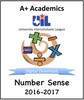 A+ Number Sense Tests from 2016-17