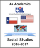 A+ Social Studies Tests from 2016-17