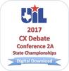 CX Debate 2017 2A Finals