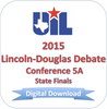 LD Debate 2015 5A Finals
