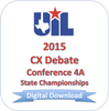 CX Debate 2015 4A Finals