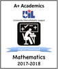 A+ Math Tests from 2017-18