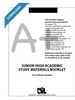 Junior High Academic Study Materials Booklet- Grades 7-8
