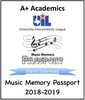 Music Memory Passport 18-19