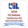 CX Debate 2018 2A Finals