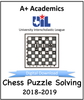 A+ Chess Tests from 2018-19