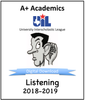 A+ Listening Tests from 2018-19