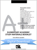 Elementary Academic Study Materials Booklet: Grades 2-6