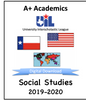 A+ Social Studies Tests from 2019-20