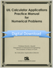 Calculator Applications Practice Manual for Numerical Problems