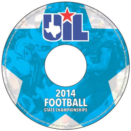 2014-2015 Football Championship DVD