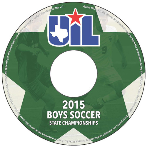 2015 Boys Soccer Tournament