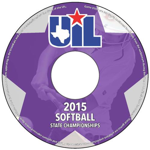 2015 Softball Tournament DVD