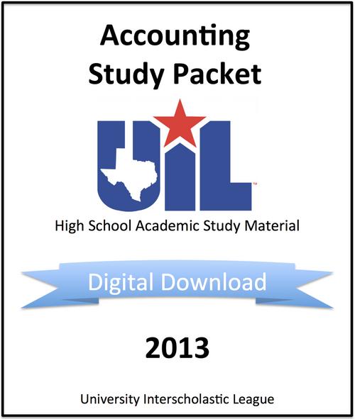 Accounting 2013
