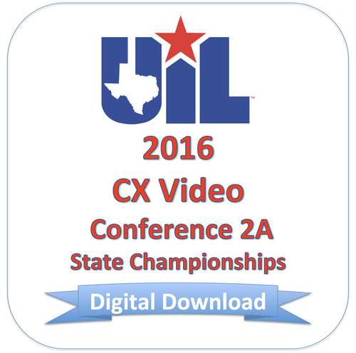 CX Debate 2016 2A Finals