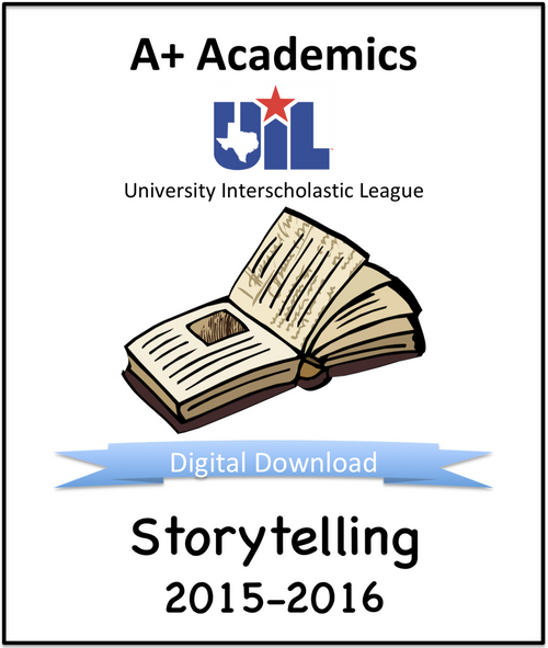 A+ Storytelling Tests from 2015-16