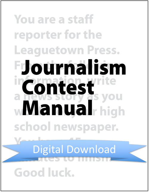 Journalism Contest Manual