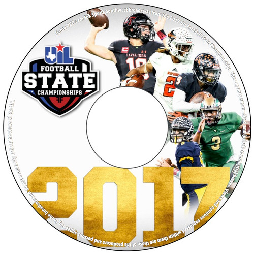 2017-18 Football DVD
