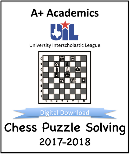 A+ Chess Tests from 2017-18