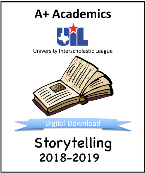 A+ Storytelling Tests from 2018-19