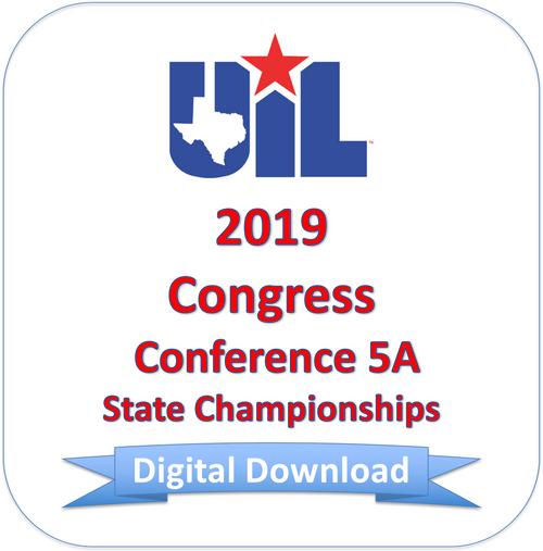 Congress 2019 5A Finals