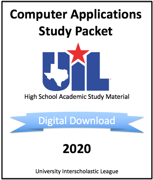 Computer Applications 2020