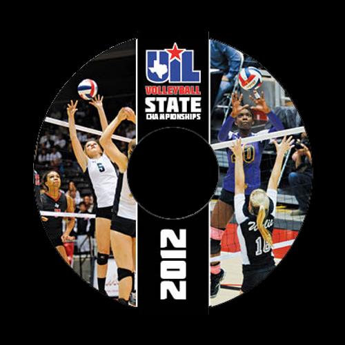 2012-13 Volleyball Tournament DVD