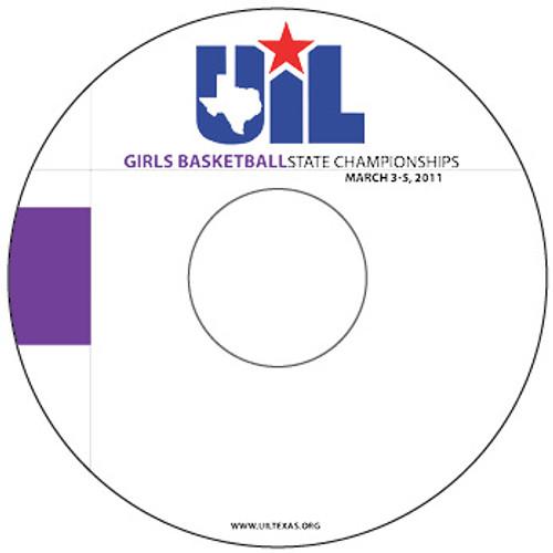2010-11 Girls Basketball Tournament DVD