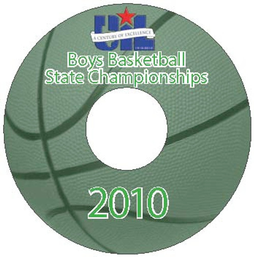 2009-10 Boys Basketball Tournament DVD