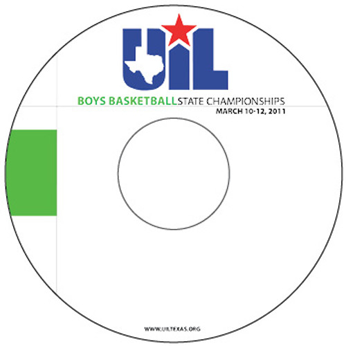 2010-11 Boys Basketball Tournament DVD