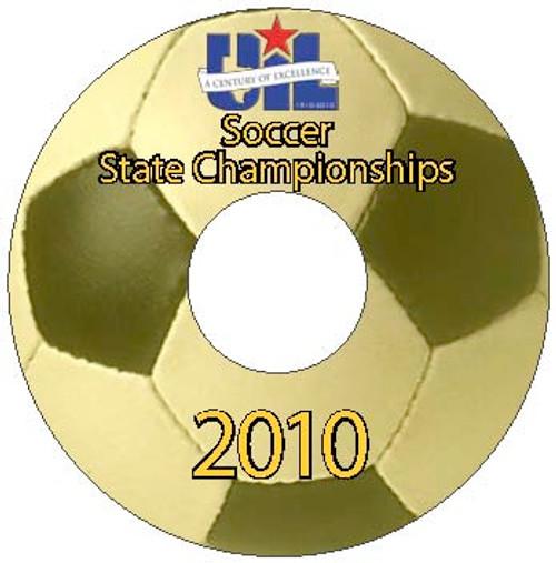 2009-10 Boys Soccer DVD