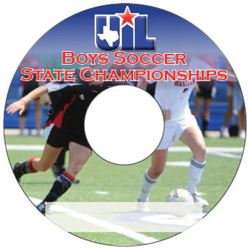 2011-12 Boys Soccer DVD