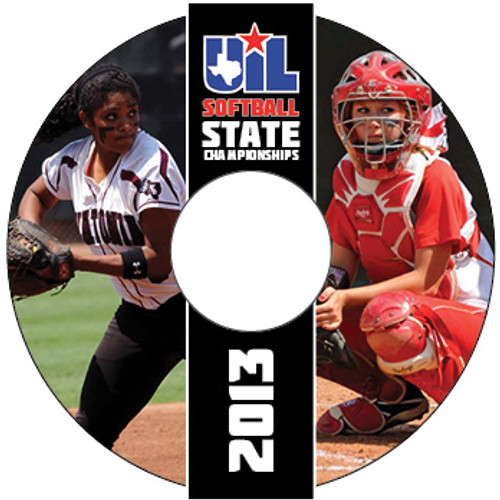 2012-13 Softball DVD