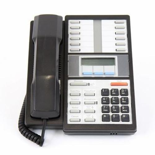 Mitel Superset 420 Desk Telephone - Dark Grey - Refurbished (9115-000-200)