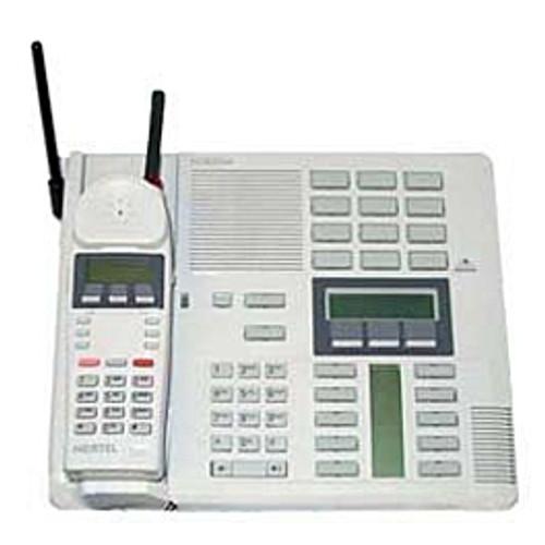 Nortel Norstar M7410 Cordless Phone - Ash - Refurbished (NTNSM7410-A)