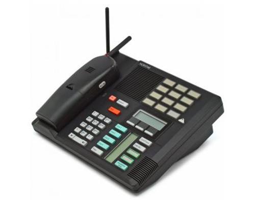 Nortel Norstar M7410 Cordless Phone - Black - Refurbished (NTNSM7410-B)