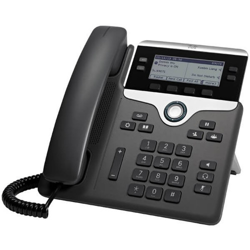 Cisco 7841 IP Phone MPP (Multi Platform Phone) (CP-7841-3PCC-K9)