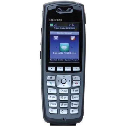 Spectralink 8440 Black Bundle (Phone / 2 x Battery / Dual Charger) - Refurbished (8440BUN-R)