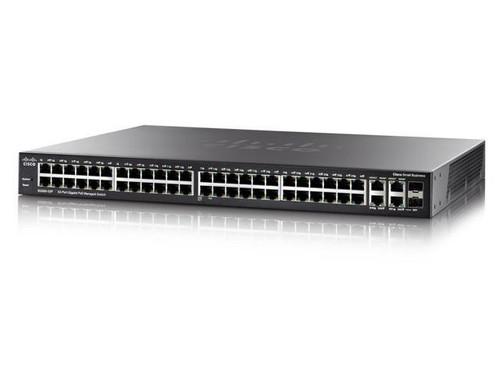 Cisco SG350-52-K9-NA 52 Port Gigabit Managed Switch (SG350-52-K9-NA)
