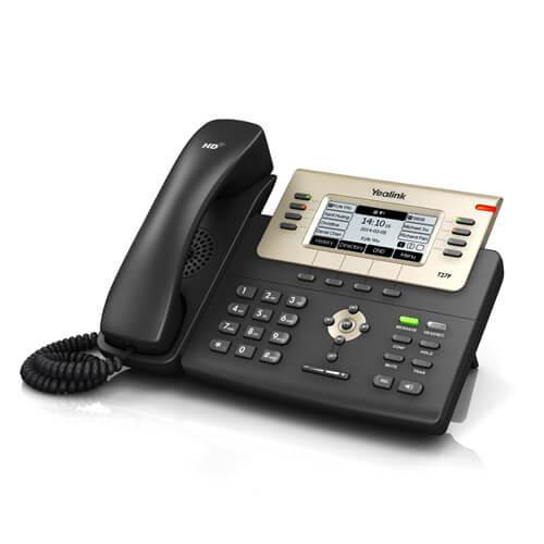 Yealink SIP-T27P Enterprise HD IP Phone (SIP-T27P)