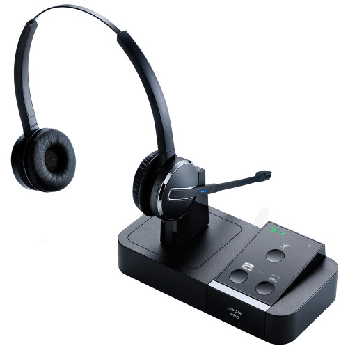 Jabra 9450 Duo Wireless Headset (9450-69-707-105)